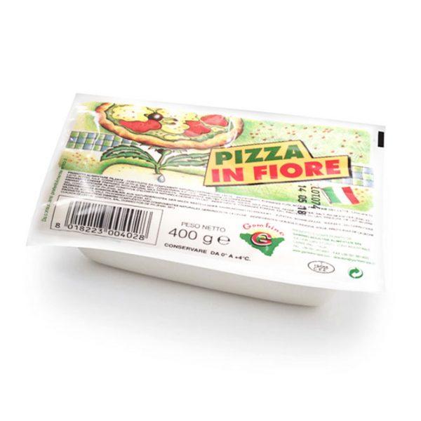 Pizza in Fiore panetto 400gr