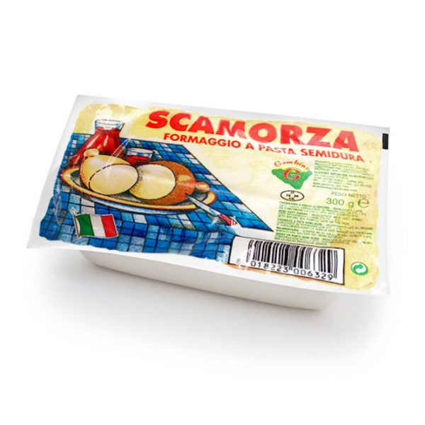 Scamorza Bianca panetto 300gr